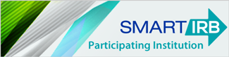 SMART IRB Participating Institutioin Banner and Link